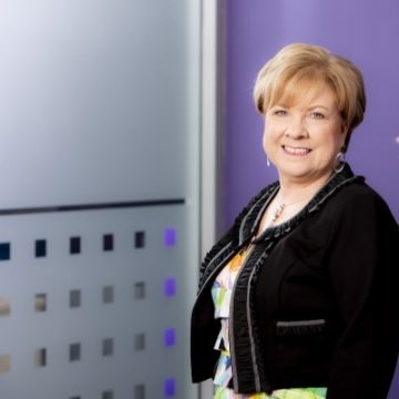 Introducing Glynis Carter