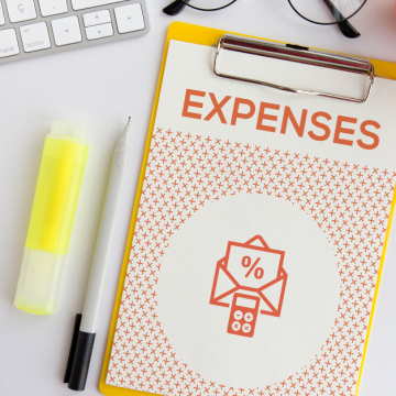 Claiming Expenses - A guide for Real Estate Agents.
