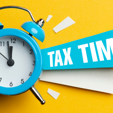 Paying your taxes - filing and paying on time