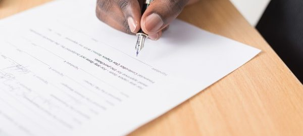 Employment agreement changes